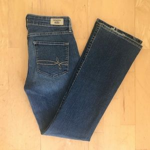 Denizen from Levi's Modern Boot Cut Jean